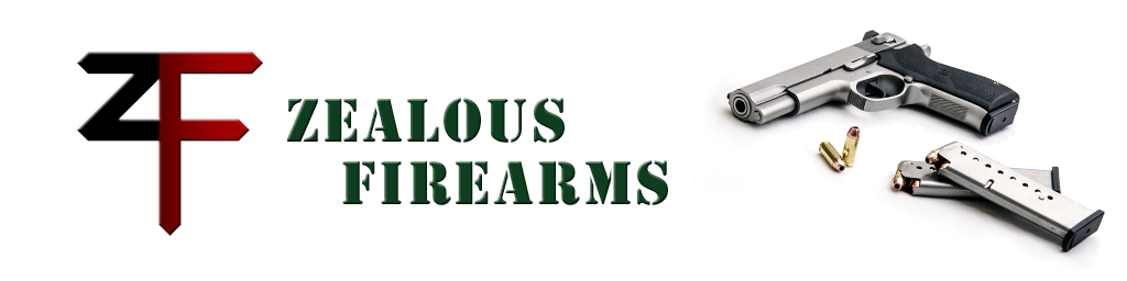Zealous Firearms Logo